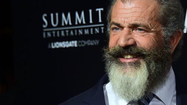 Mel Gibson (Bild: AFP)