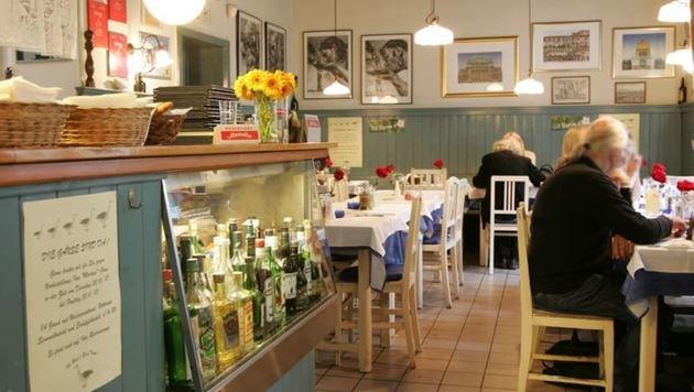 """""""Hier gibt's das beste Martini-Gansl der Stadt (Bild: rudisbeisl.at)"""""""