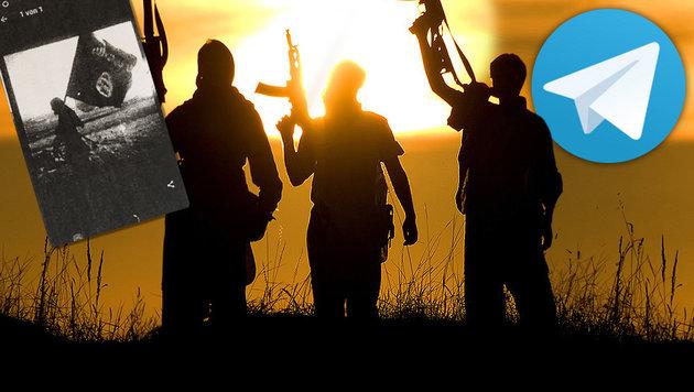 """IS rühmt Ohio-Attentäter als einen seiner """"Brüder"""" (Bild: thinkstockphotos.de)"""