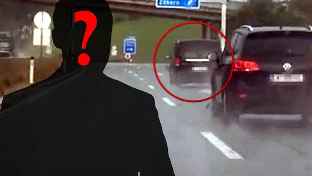 Wer filmte den Kanzler auf der Südautobahn? (Bild: APA/BKA/Andy Wenzel, Privat, thinkstockphotos.de)