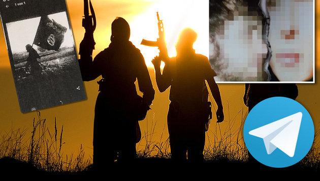 Telegram: Die Lieblings-App der Dschihadisten (Bild: thinkstockphotos.de, krone.tv)