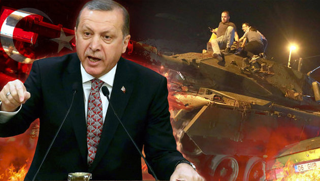 "Erdogan: ""Westen unterstützt den IS"" (Bild: APA/AFP/Adem Altan, thinkstockphotos.de)"
