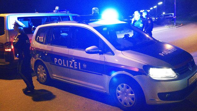 Sechs Polizisten bei Rave-Party-Räumung verletzt (Bild: APA/Hans Punz (Symbolbild))