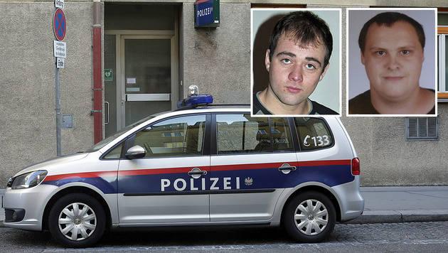 Maximilian Baumgartner (links) und Andreas Leitner werden seit über einem Jahr vermisst. (Bild: APA/GEORG HOCHMUTH, Privat)