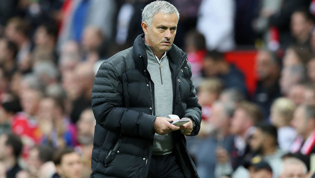 Jose Mourinho (Bild: AP)