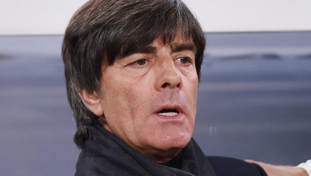 Joachim Löw verlängert als DFB-Trainer bis 2020 (Bild: GEPA)