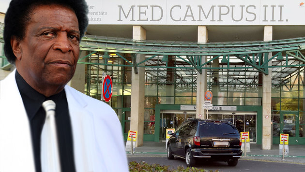 Roberto Blanco in Linzer Spital eingeliefert (Bild: APA/Heinz Ziegler, APA/AFP/Patrik Stollarz)