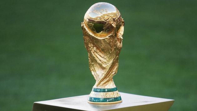 Schöpfer des WM-Pokals mit 95 Jahren gestorben (Bild: GEPA)