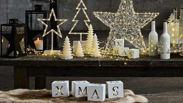 ungew hnliche licht deko f r die dunklen tage weihnachtlich bauen wohnen. Black Bedroom Furniture Sets. Home Design Ideas