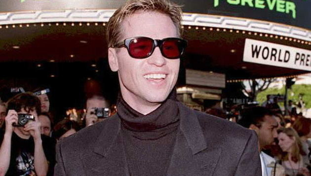 "Val Kilmer bei der ""Batman Forever""-Premiere im Jahr 1995 (Bild: VINCE BUCCI/AFP/picturedesk.com)"