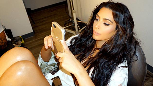 Kim Kardashian: Lebenszeichen auf Facebook? (Bild: facebook.com)