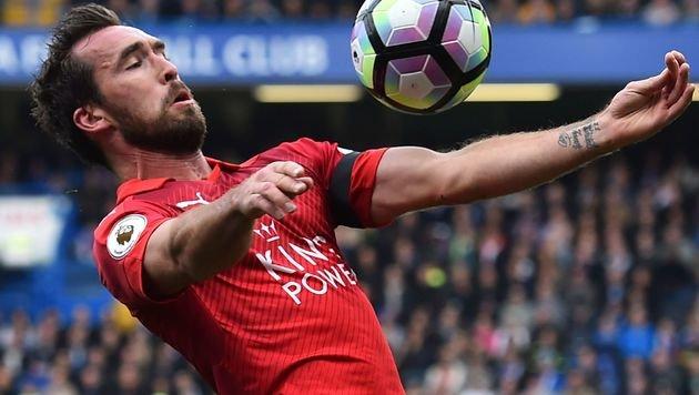 Leicester & Fuchs greifen nach K.-o.-Runden-Ticket (Bild: AFP)