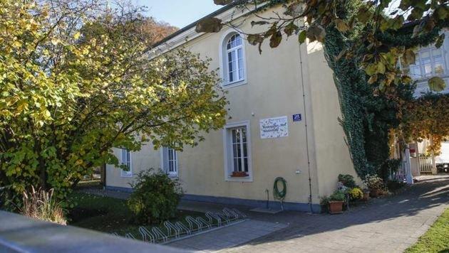 Der Riedenburger Kindergarten wird weichen und neu gebaut. (Bild: Markus Tschepp)