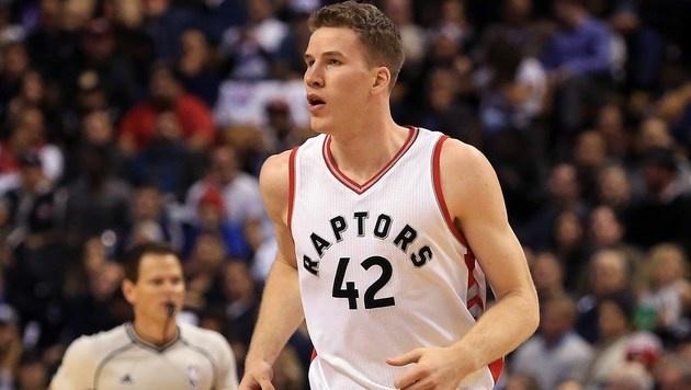 Toronto Raptors siegen - Pöltl spielt wieder nicht (Bild: APA/AFP/GETTY IMAGES/Vaughn Ridley)