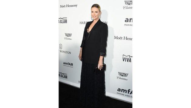 """Die Oscar-Preisträgerin findet: """"Ich bin grade sehr fett!"""" (Bild: AFP or licensors)"""