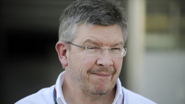 Brawn weist Gerüchte zu Formel-1-Posten zurück (Bild: FRED DUFOUR / AFP / picturedesk.com)