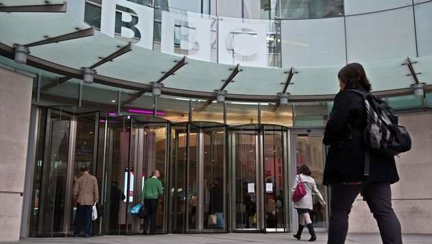 Happy Birthday, alte Tante: BBC-Fernsehen wird 80 (Bild: AFP)