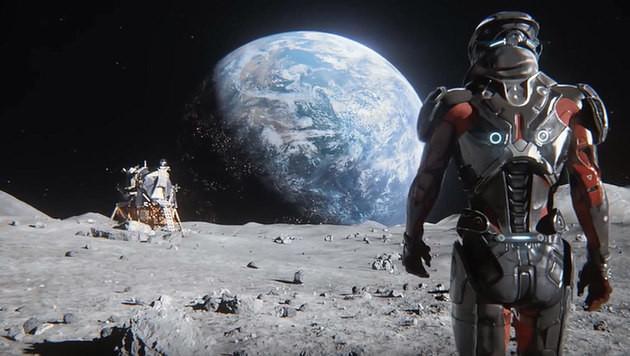 """""""Mass Effect"""" & Switch: Der März wird galaktisch (Bild: YouTube)"""