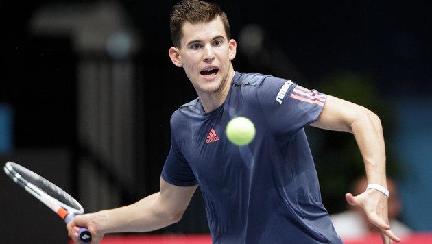 Thiem jetzt Neunter, Federer fällt aus Top Ten (Bild: APA/GEORG HOCHMUTH)