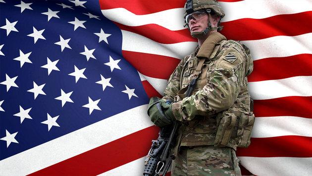 US-Armee will Tätowierte und Ex-Kiffer aufnehmen (Bild: AFP/NIKOLAY DOYCHINOV, thinkstockphotos.de)