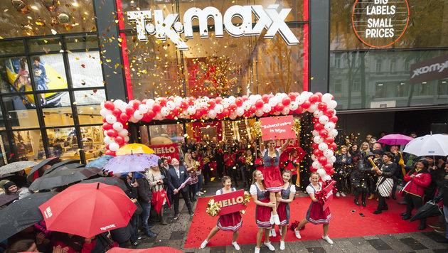 """Weihnachts-Shopping bei TK Maxx (Bild: TK Maxx)"""