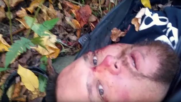 Abschiedsvideo von Biker geht um die Welt (Bild: YouTube.com)