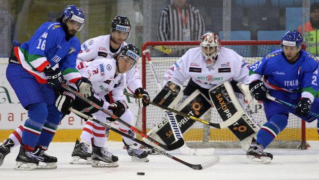 Österreich besiegt bei Turnier in Budapest Italien (Bild: GEPA)
