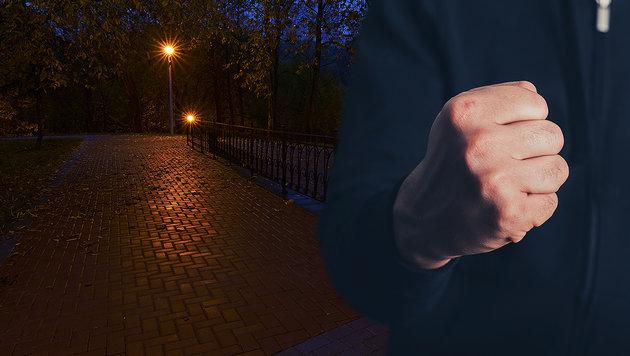 Betrunkene Asylwerber attackieren Familie in Park (Bild: thinkstockphotos.de (Symbolbild))
