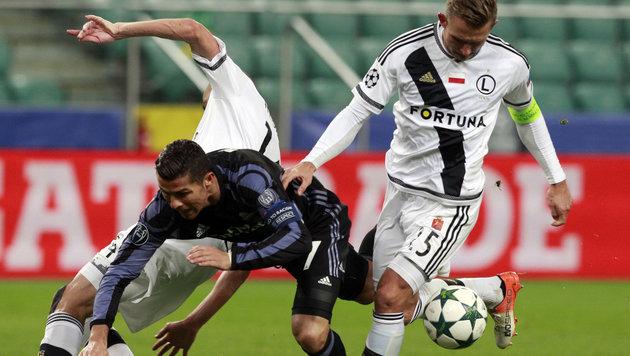 """""""Lächerlich!"""" Presse veralbert Real und Ronaldo (Bild: AP)"""
