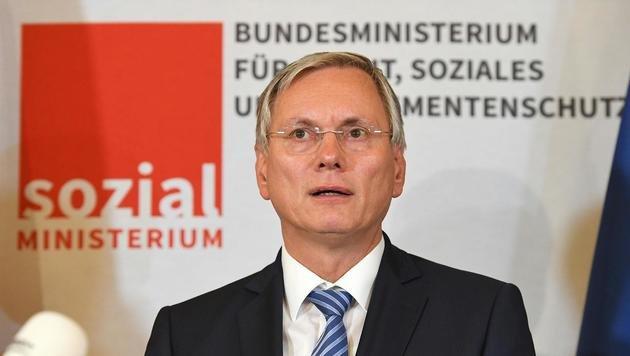 Sozialminister Alois Stöger setzt den Ländern nun eine allerletzte Frist. (Bild: APA/HELMUT FOHRINGER)