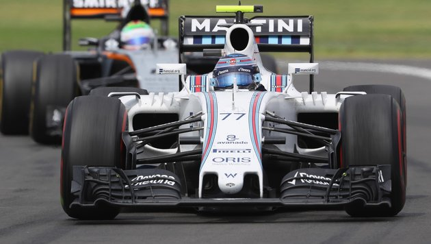 Williams 2017 mit Bottas & Milliardärs-Sohn Stroll (Bild: 2016 Getty Images)