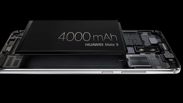 """""""Keine Explosionen"""": Huawei enthüllt Mate 9 (Bild: Huawei)"""