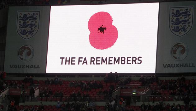 """Briten wehren sich gegen """"Blumenverbot"""" der FIFA (Bild: AP)"""