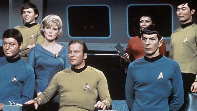 """Raumschiff Enterprise"" (Bild: Tele 5)"