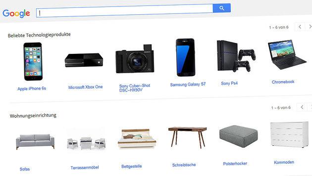 Google wehrt sich gegen Vorwürfe der EU-Kommission (Bild: Screenshot Google)