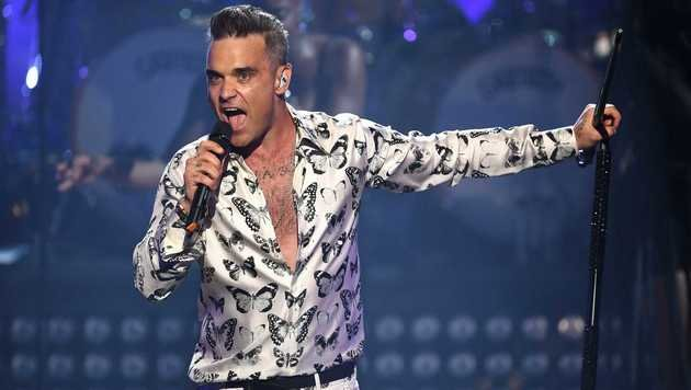 Robbie Williams kommt 2x live nach Österreich! (Bild: Viennareport)