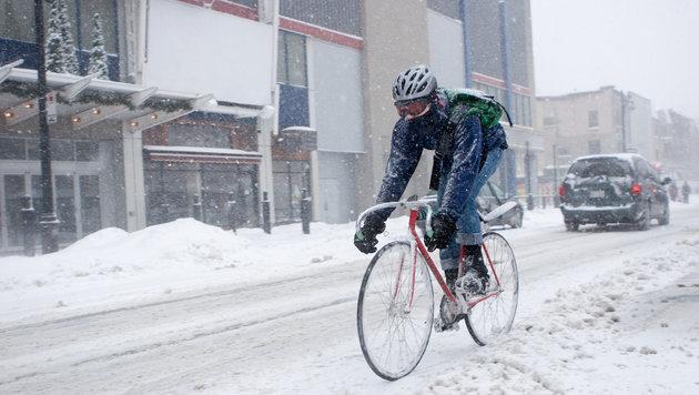 """""""Coole Winter-Tipps für Handy, Auto und Fahrrad (Bild: Thinkstockphotos.de)"""""""