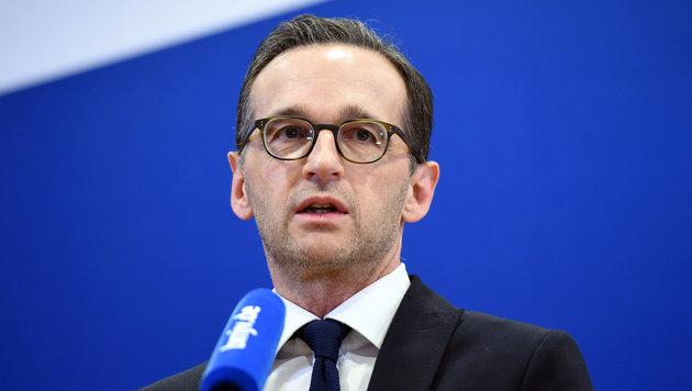 Justizminister Heiko Maas will schärfere Regeln für Kinderehen, aber kein pauschales Verbot. (Bild: dpa-Zentralbild/Britta Pedersen)