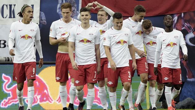"""Rangnick: Leipzig als Meister """"nicht unmöglich!"""" (Bild: AP)"""