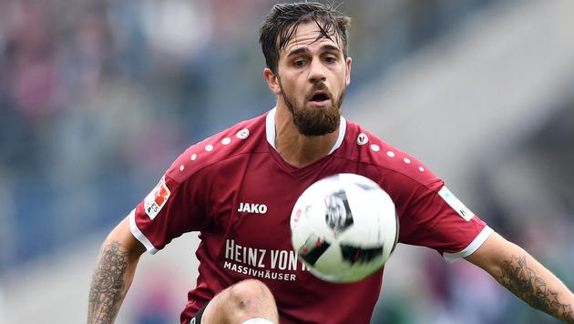 Martin Harnik schießt Hannover 96 auf Platz 1! (Bild: GEPA)