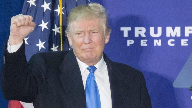 Donald Trump (Bild: EPA)