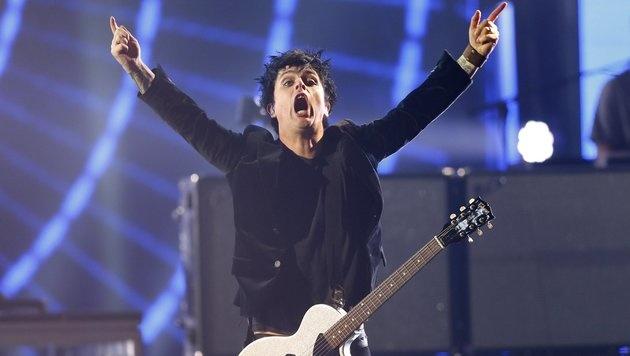 Green Day (Bild: AP)