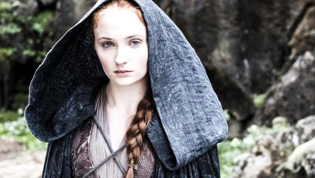 """Sophie Turner als Sansa Stark in """"Game of Thrones"""" (Bild: Viennareport)"""