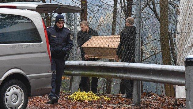 Leiche in Tirol: Ehefrau des Opfers festgenommen (Bild: APA/ZOOM.TIROL)