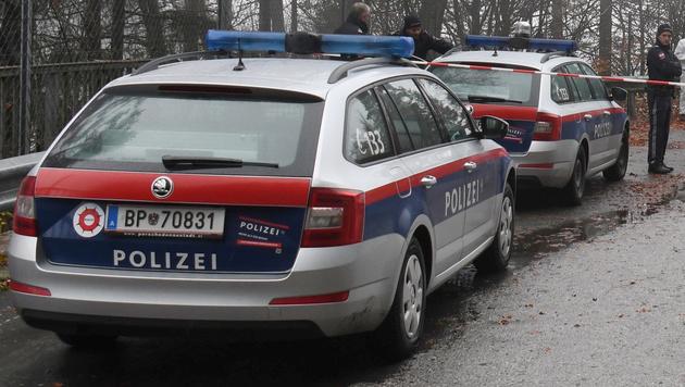 Leichenfund in Tirol: Mann wurde erschossen (Bild: APA/ZOOM.TIROL)
