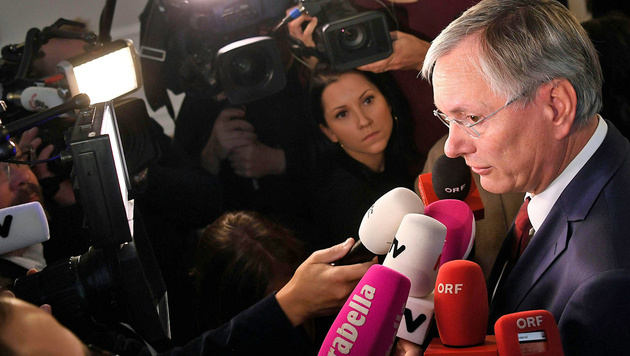 ÖVP-Minister: Schluss mit Zahlungen ins EU-Ausland (Bild: APA/HELMUT FOHRINGER)