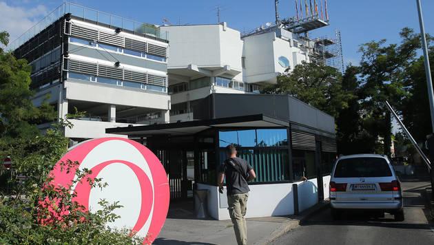 Anrainer-Proteste: ORF-Umbau könnte sich verzögern (Bild: Peter Tomschi)