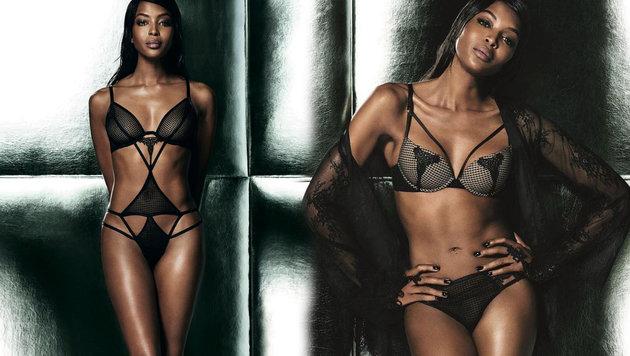 """Bei Naomi Campbell geht""""s drunter und drüber (Bild: instagram.com/yamamayofficial, instagram.com/iamnaomicampbell)"""