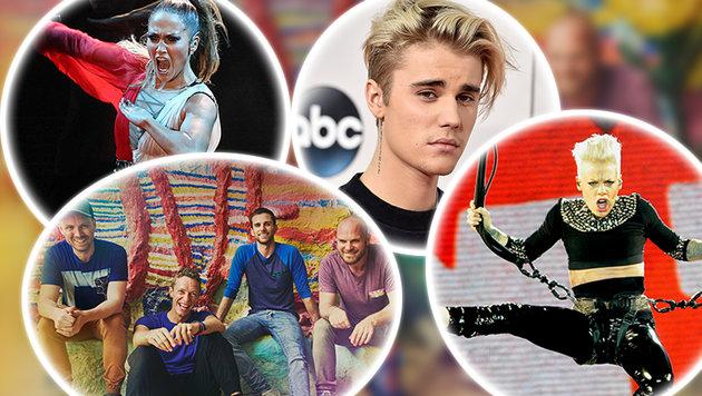 Krone Super Hits: Die allerbesten Songs des Jahres (Bild: AP, Warner Music, Viennareport)