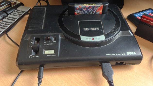 Kult-Konsole Mega Drive wird wieder produziert (Bild: flickr.com/kimchipenguin)